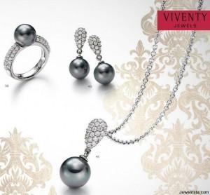 Viventy Pearl and Diamond Jewelry