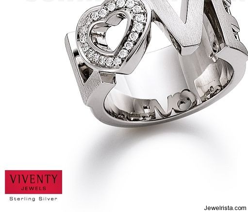 Love Ring by Jewelry Designer Viventy