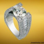 Diamond Wedding Rings by Yessayan