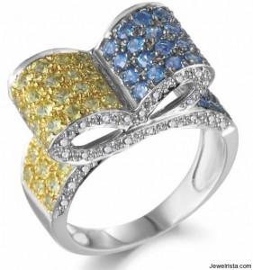 Diamond Ring by Zela