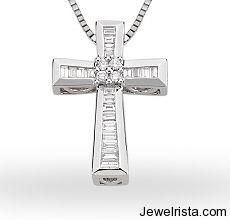 Diamond Cross by Jewelry Designer Zoccai