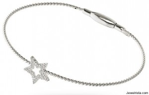 Zoccai Diamond Star Necklace