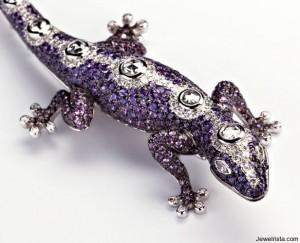 Cantamessa Lizard Charm