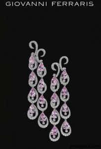 The Silvana Collection by Jewelry Designer Giovanni Ferraris