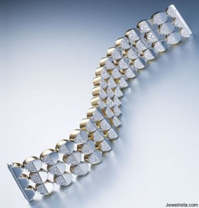 Diamond Bracelet by Kria Gioielli