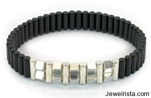 Neodymium Magnetic Healing Bracelet by Jewelry Designer L Michaels