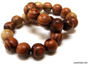 Eco-Friendly Wood Jewelry