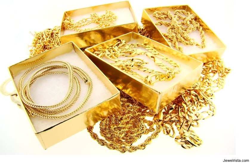 Shades of Gold Jewelry and all about Karats Jewelrista