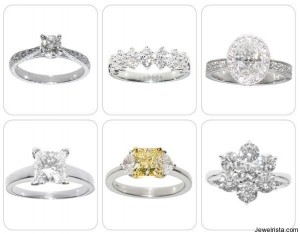 Gold and Diamond Wedding Ring Styles