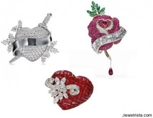 Harry Winston Tattoo Jewelry Collection