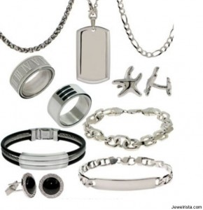 Men's Metal Jewelry