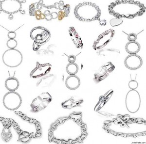 Women's Metal Jewelry