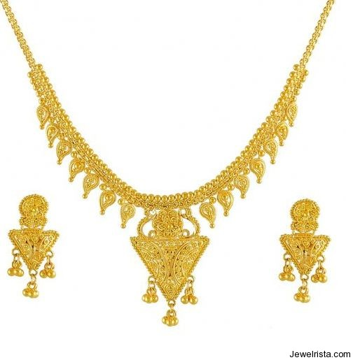 Shades of Gold Jewelry and all about Karats