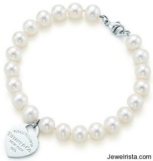 Tiffany & Co. Pearl Bracelet