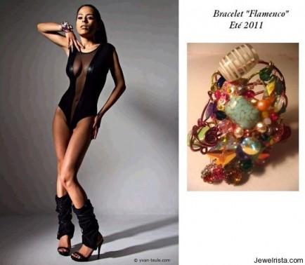 Bangle Bracelet Cuff By Dominique Demoniere