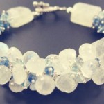 Bracelet by Jewelry Designer Danielle Stirling