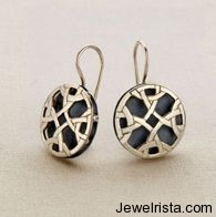 Celtic Earrings By Rachel Milanov