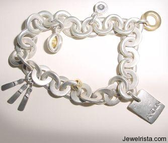 Chain Bracelet By Diana Porter