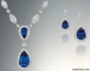 Chaumet Diamond Jewelry