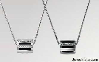 Necklaces by Jewelry Designer Chaumet