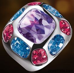 Coco Chanel Gemstone Ring