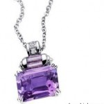 Couleur Baiser Necklace Pendant by Jewelry Designer Mauboussin