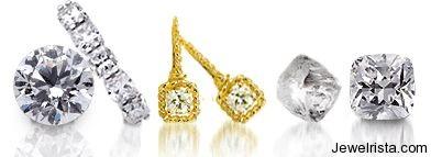 Cut Diamonds From Canada By Amadena