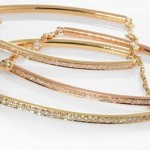 Diamond Bracelet By Erica Courtney