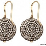 Diamond Earrings by Jewelry Designer Astley Clarke