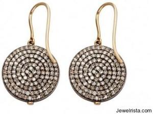 Diamond Earrings by Jewelry Designer Astley Clarke