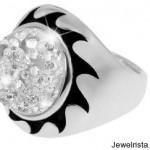 Diamond Ring By Reena Ahluwalia