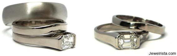 Diamond Rings by Jewelry Designer Andrew English