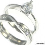 Diamond Wedding Rings By Harriet Kelsall