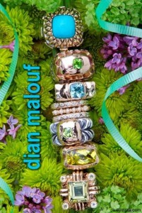 Dian Malouf Custom Jewelry