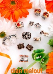 Dian Malouf Jewelry Collections