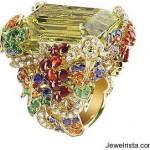 Dior Diamond Ring