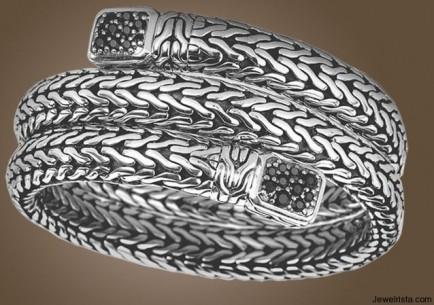 Double Coil Bracelet By John Hardy