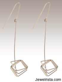 Drop Earrings By Angela Fung