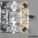 Engagement Rings By Harriet Kelsall