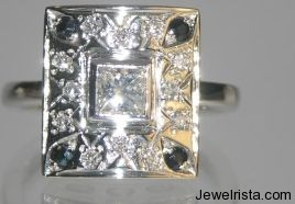 Engagement Rings by Jewelry Designer Harriet Kelsall