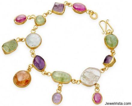 Gemstone Bracelet by Jewelry Designer Astley Clarke
