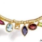 Gold Necklace By Osnat Weingarten