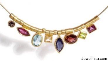 Necklaces by Jewelry Designer Osnat Weingarten