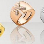 Gold and Diamond Rings By Chaumet