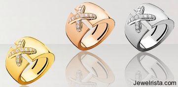 Designer Rings by Jewelry Designer Chaumet