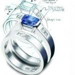 Harriet Kelsall Wedding Rings