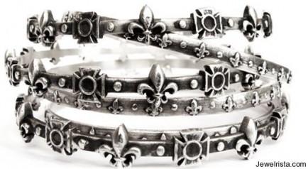 Imperial Bangle Bracelets By Shelly Purdy