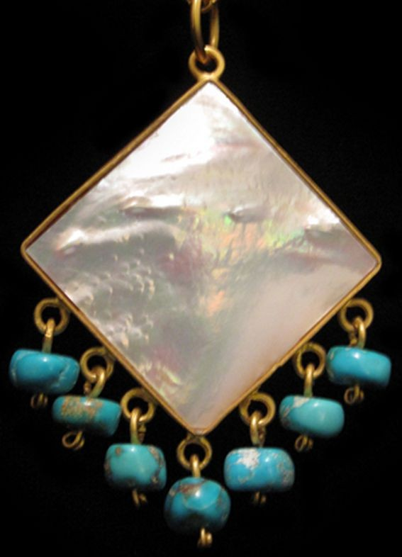 Mediterraen Collection by Jewelry Designer Touran Reddaway