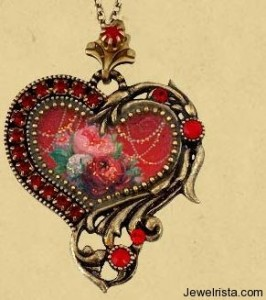 Medllion Necklace By Michal Negrin
