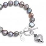 Pearl Bracelet By Claudia Bradby